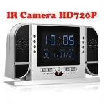 กล้องนาฬิกาดิจิตอลIR 720Pถ่ายในที่มืดได้ มีจอสามารเปิดดูในจอได้