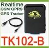 GPS ขนาดพกพา GPS TK102-B