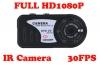 กล้องจิ๋วFULL HD1080P อินฟราเรด