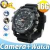 กล้องนาฬิกาข้อมือFULL HD 1080P มีอินฟราเรด เมม16 GB