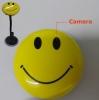 กล้องเข็มกลัดหน้ายิ้ม แถมเมมโมรี่ 4 GB