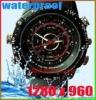 กล้องนาฬิกาข้อมือกันน้ำ 8 GB