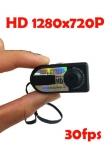 กล้องจิ๋ว 720P ถ่ายเมื่อมีการเคลื่อนไหว ถ่ายได้ 4 ฟังก์ชั่นในตัว
