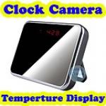 กล้องนาฬิกาดิจิตอลตั้งโต๊ะ ถ่ายได้นาน 24 ชั่วโมง มีรีโมท