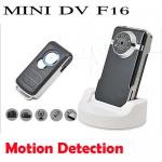 กล้องจิ๋ว MINI DV F16 ถ่ายในที่มืดได้ ถ่ายวีดีโอ24ชั่วโมง