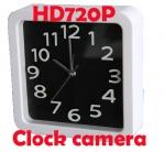 กล้องนาฬิกาแขวนผนัง HD720P ถ่ายได้นานมากกว่า 8 ชั่วโมง