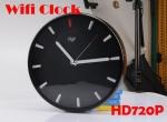 กล้องนาฬิกาแขวนผนังWifiดูผ่านมือถือออนไลน์24ชม.
